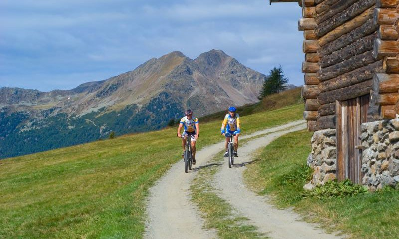 Bicycle vacation in South Tyrol – Discover the Isarco Valley on splendid bike paths