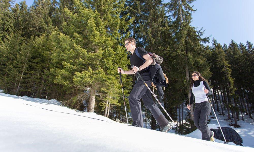 Altre attività per il tempo libero durante una vacanza invernale in Alto Adige